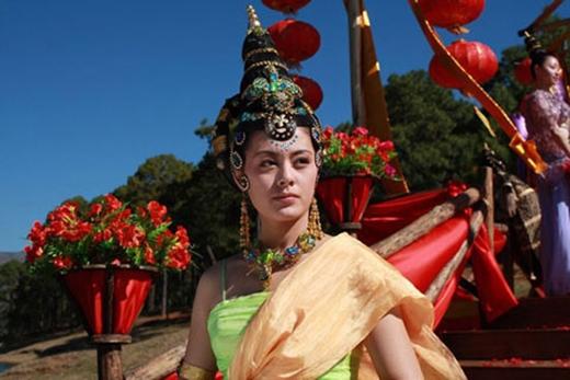 Khán giả sẽ mãi nhớ đến một Nữ Vương (Vương Lực Khả) xinh đẹp nhưng rất táo bạo.