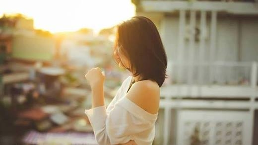Sau tất cả, chị đã có được hạnh phúc xứng đáng thuộc về mình.