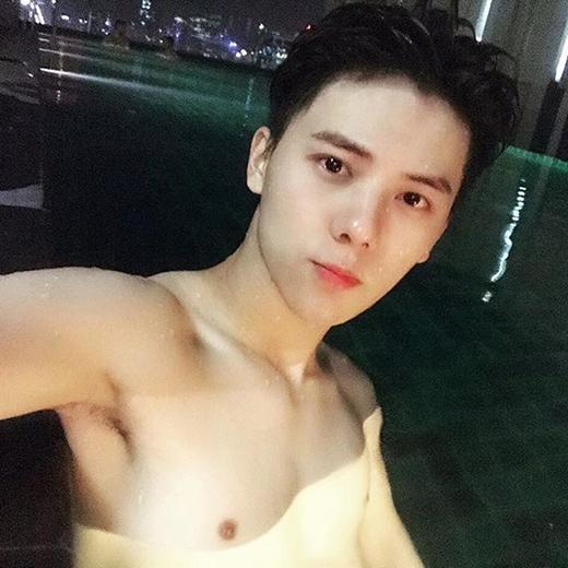 Anh chàng 9x chính gốc Đài Loan chứ không phải một hot boy xứ Hàn.