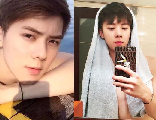 Bạn có biết đâu là Sehun còn đâu là Jasper Chuang không?