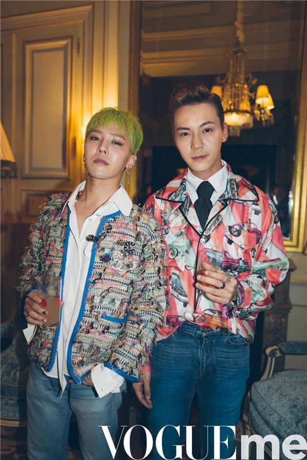 G-Dragon chưa bao giờ bớt nổi tại sự kiện thời trang danh tiếng