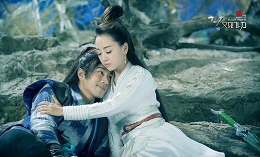 Mối tình đẹp nhưng nhiều ngang trái giữa Lý Hoại và Nguyệt Thần trong Phi Đao Hựu Kiến Phi Đao.