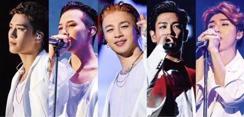 Big Bang sẽ biểu diễn ca khúc mới tạiSBS 2016 SAF Gayo Daejeonvào ngày 26/12.