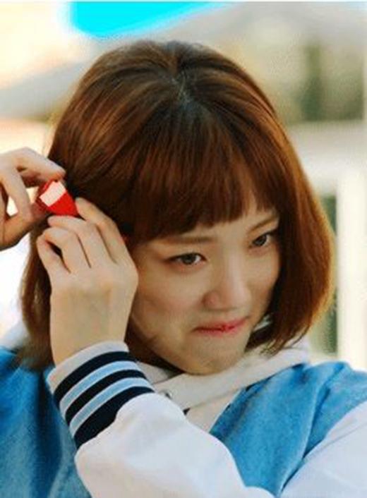 Bạn có tin đây là Kim Bok Joo, ăn khỏe, cá tính mạnh hay không?