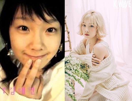 Dù là PTTM hay chỉ nhờ vào sự kỳ diệu của trang điểm, Taeyeon quả thật đã xinh đẹp lên trông thấy.