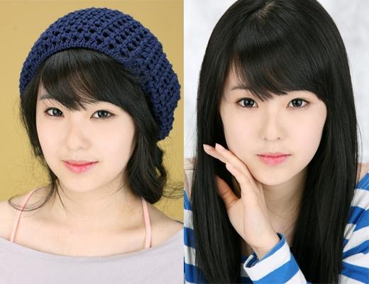 Trước khi ra mắt với Red Velvet, ngoại hình của Irene chỉ được đánh giá là dễ nhìn.