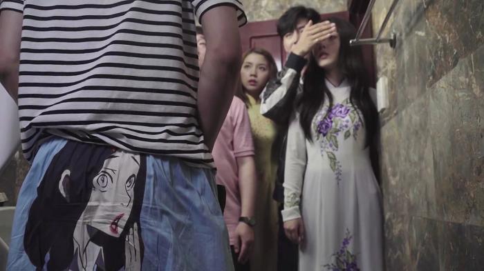 """Seon Tae và chiếc quần lót """"thần thánh""""."""