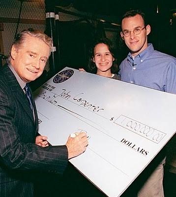 Anh đã giành được số tiền1 triệu USD (khoảng 22 tỉ đồng).
