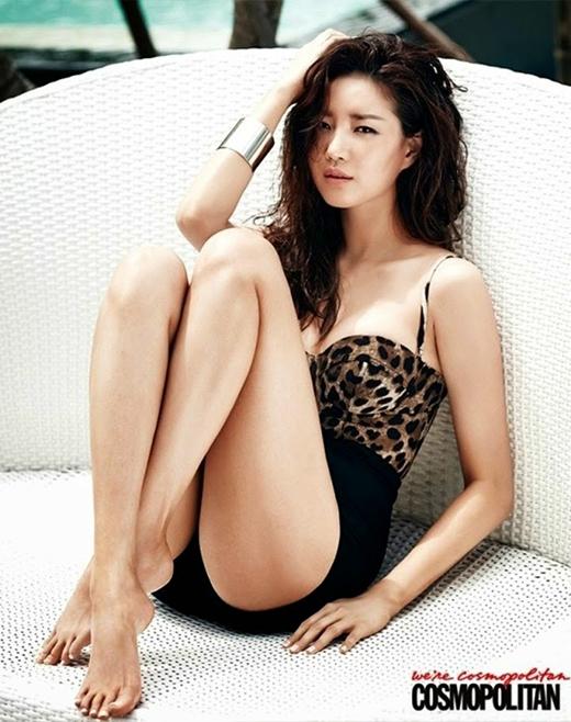 Kim Sa Rang sinh ra là để làm hoa hậu.