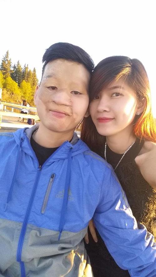 Cặp đôi đã vượt qua nhiều chỉ trích của dư luận để đến với nhau và xây dựng mái ấm gia đình.