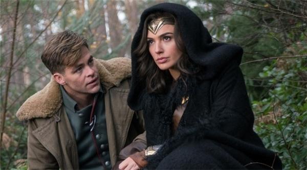 Nữ diễn viênGal Gadotsẽ tiếp tục vào vai Wonder Woman.