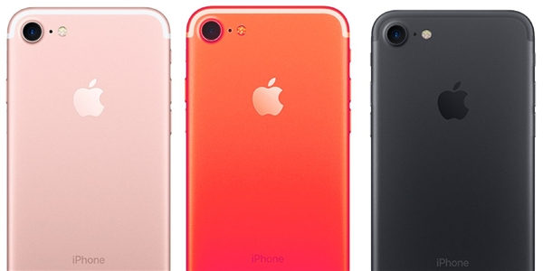 Sẽ 3 mẫu iPhone trong năm 2017 là iPhone 7s, iPhone 7s Plus và iPhone 8. (Ảnh: KGI)