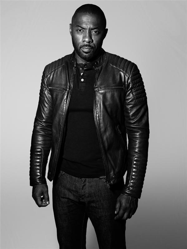 Diễn viên Idris Elba.