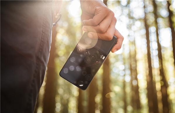 Hoặc cũng có thể đi săn những bức ảnh đẹp trong rừng mà không cần mang vác thiết bị cồng kềnh. (Ảnh: internet)