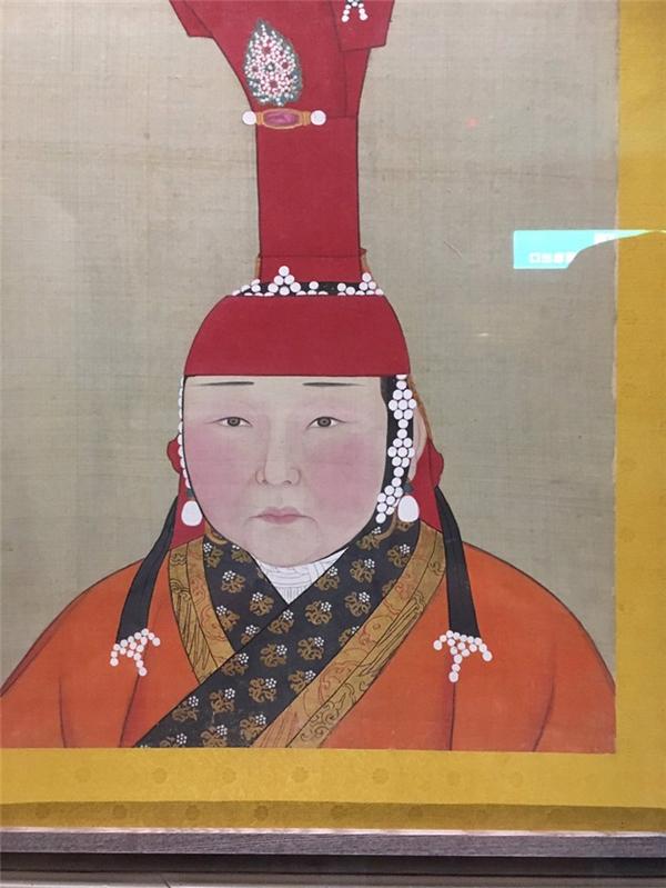 Chân dung vị công chúa người Mông Cổ có thật trong lịch sử.
