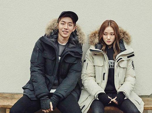 """Cũng từ đó, họ trở nên thân thiết như anh em trong nhà. """"Chúng tôi thân lắm. Khi hoạt động với tư cách người mẫu, chúng tôi hợp tác với nhau rất nhiều trong các dự án chụp hình tạp chí"""", Lee Sung Kyung tiết lộ."""