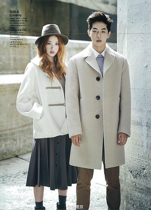 Cả hai hợp tác với nhau khá nhiều trong các buổi chụp cho tạp chí thời trang.