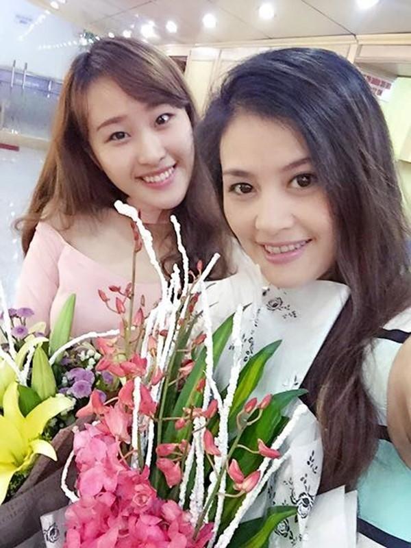 Cô con gái xinh đẹp của diễn viênTùng Dương - Hoa Thúy. (Ảnh: Internet)