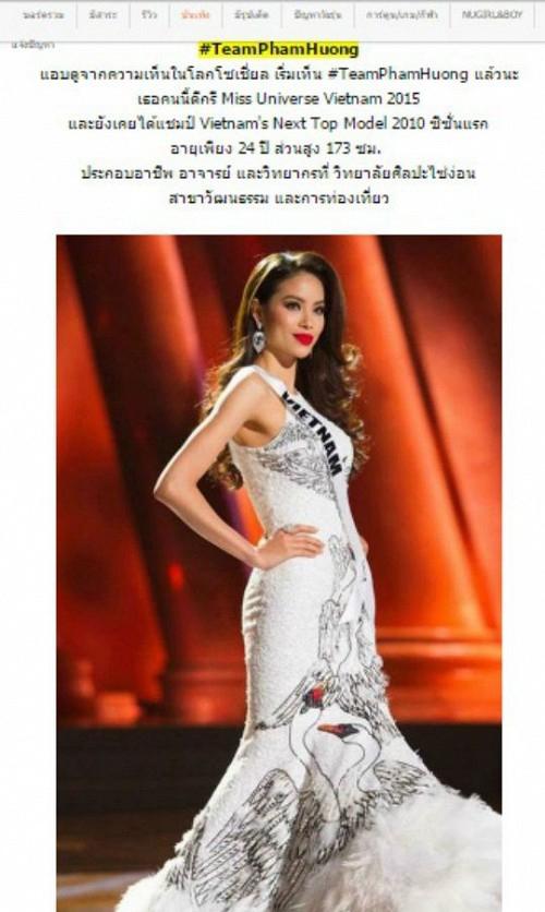 """Những sao Việt """"gây bão"""" trên truyền thông quốc tế năm 2016 - Tin sao Viet - Tin tuc sao Viet - Scandal sao Viet - Tin tuc cua Sao - Tin cua Sao"""