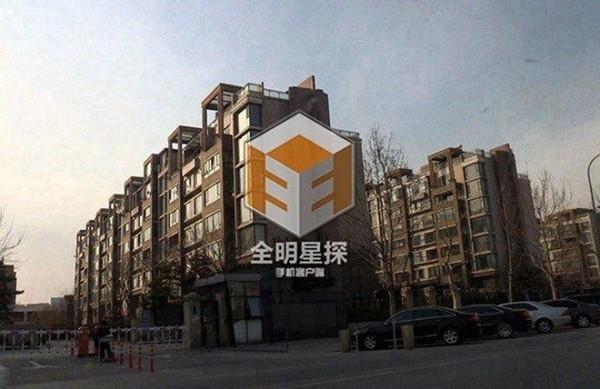 Siêu xe và căn hộ nằm trong khu đô thị hạng sang tại Bắc Kinh của Hoa Thần Vũ.