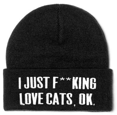 """""""Tui yêu mèo kinh khủng đấy, được không?""""."""