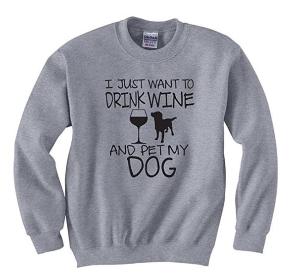 """""""Chỉ muốn uống rượu và chăm sóc cún thôi"""" - độc thân muôn năm!"""