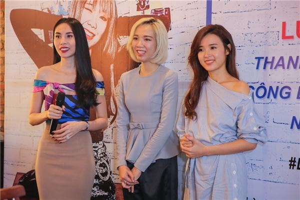 """Dàn sao Việt đến chúc mừng """"đạo diễn triệu đô""""Luk Vân"""