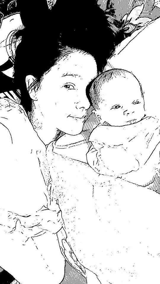 Hình ảnh hiếm hoi của con trai Mạc Hồng Quân - Tin sao Viet - Tin tuc sao Viet - Scandal sao Viet - Tin tuc cua Sao - Tin cua Sao