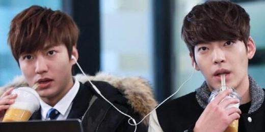 Từng gây tiếng vang khắp khu vực châu Á với bộ phim The Heirs, bên cạnh cặp đôi chính của bộ phim, Lee Min Ho và Kim Woo Bin còn khiến fan hâm mộ của hai anh chàng càng thêm dày đặc vì vai diễn ấn tượng trong những phân cảnh Kim Tan và Choi Young Do là bạn thân cũng như lúc đối đầu với nhau.