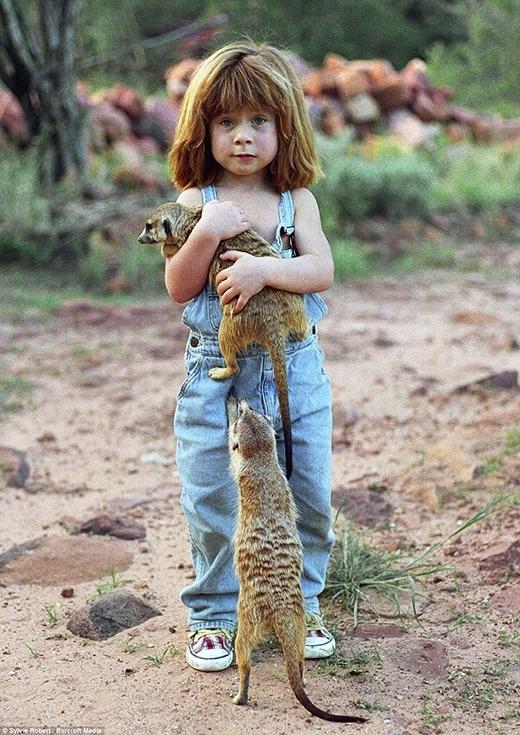 ....Là bạn tốt của những chú chồn đấtvùng sa mạc hoang dã...