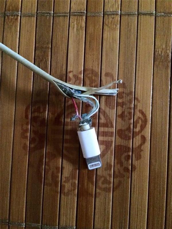 """Muôn kiểu dây sạc """"lầy lội của netizen Việt."""