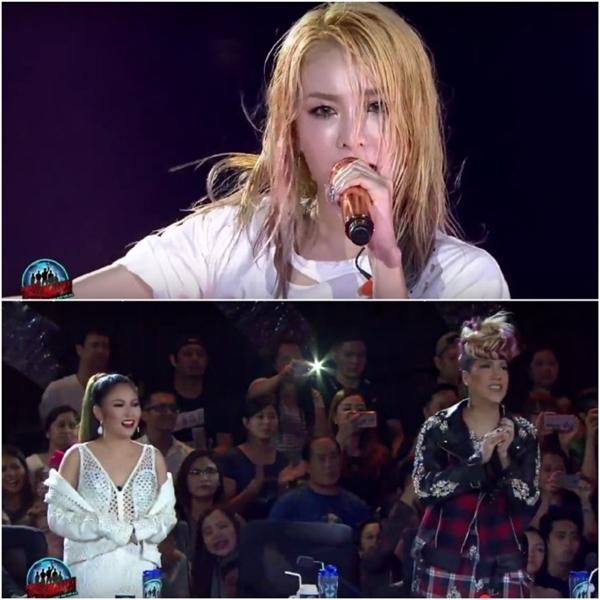 Park Bom lộ diện, Dara trình diễn lần đầu tiên sau khi 2NE1 tan rã