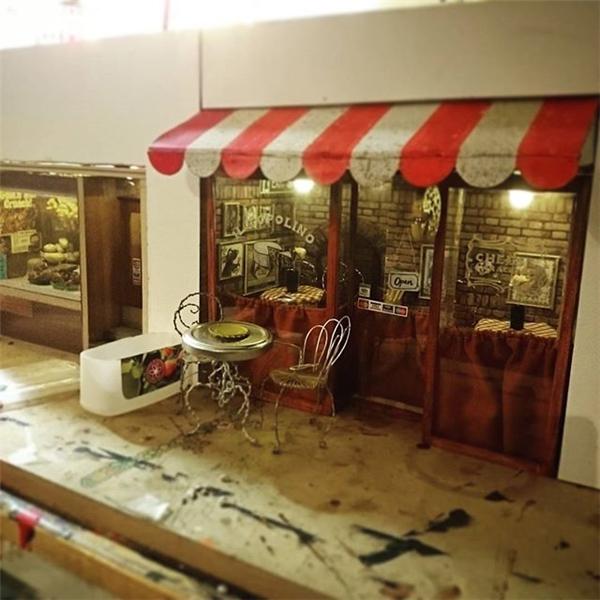 Duy nhất trên thế giới, độc đáo tiệm bánh cho... chuột ở Thụy Điển