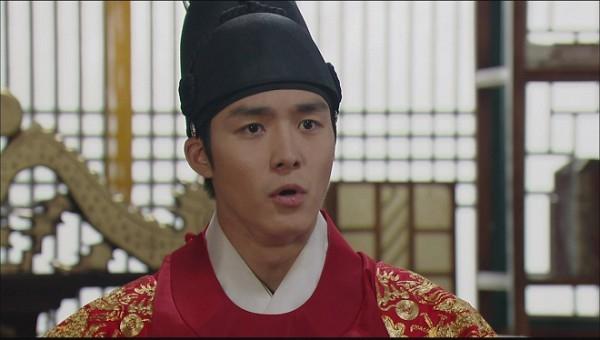 Nam diễn viên được trao giải diễn viên mới xuất sắc khi diễn vai đức vuaMyeongjong trong bộ phim Hoa trong ngục.