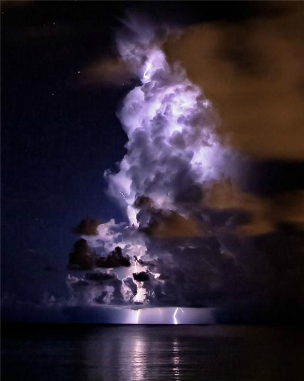 Cơn thịnh nộ của một trận bão tố.