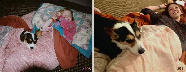 1995-2011, một quá trình để cả hai trưởng thành cùng nhau.
