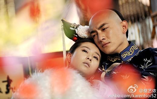 Một Thập Tứ A Ca Dận Chinhkhoáng đạt, đa tình vì cô mà mạo hiểm cả tính mạng, chấp nhận sai lầm.