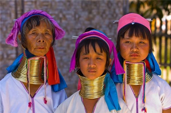 Bộ tộc phụ nữ hươu cao cổ đang đứng trước nguy cơ biến mất