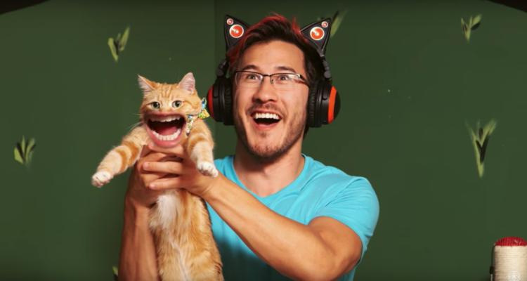 Chỉ trong vòng hơn một năm, kênh YouTube của chàng game thủ Markiplier đã thu hút 15,7 triệu người theo dõi và đem về cho anh 5,5 triệu USD.
