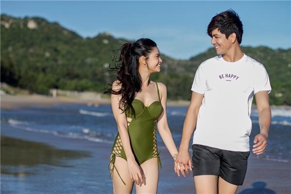 Trương Quỳnh Anh diện bikini khoe đường cong bỏng mắt bên ông xã - Tin sao Viet - Tin tuc sao Viet - Scandal sao Viet - Tin tuc cua Sao - Tin cua Sao