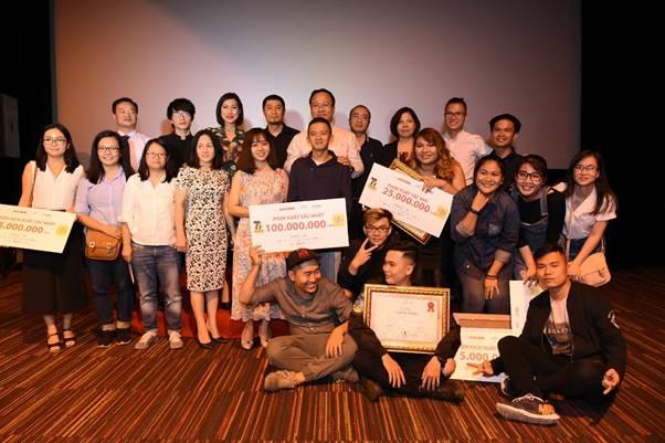 Ấn tượng với đêm trao giải cuộc thi film ngắn 7 Film Fest - Tin sao Viet - Tin tuc sao Viet - Scandal sao Viet - Tin tuc cua Sao - Tin cua Sao