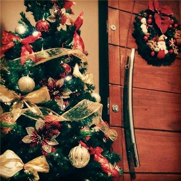 Giờ đây, Giáng sinh đã trở nên vô cùngđáng nhớ trong kí ức của cô bé Kaylee. (Ảnh: Internet)