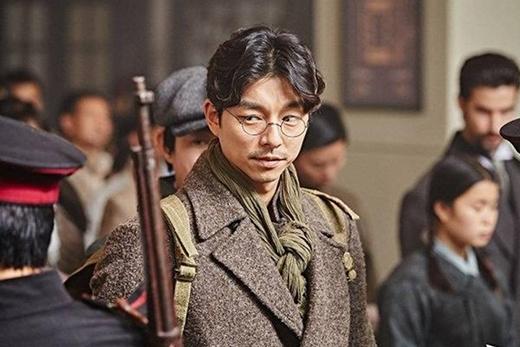 Gong Yoo trong The Age of Shadows. Bộ phimcán mốc 6 triệu khán giả chỉ sau 2 tuần công chiếu.