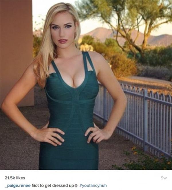 Chính những điều này đã giúp trang instagram của cô đạt đến consố 800.000 người theo dõi, khiến các ngôisao hàng đầu cũng phải nể phục.
