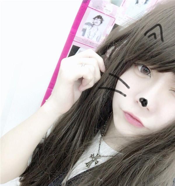 Yokiki còn thường xuyên trang điểm cosplay thành những nhân vật trong truyện tranh vô cùng xinh đẹp, thu hút sự quan tâm của các bạn nữ.