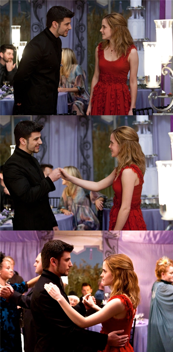 Krum sau này cũng có xuất hiện trong đám cưới của Fleur Delacour và Bill Weasley trong tập Harry Potter và Bảo Bối Tử Thần Phần 1, ra mắt năm 2010.