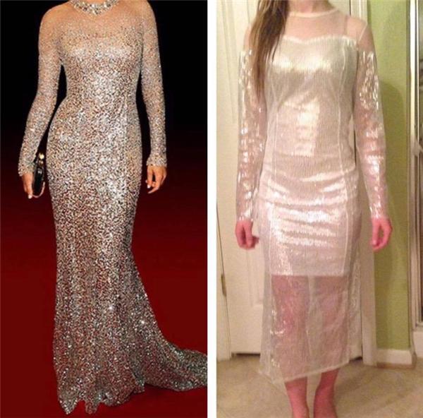 Bán cái váy tặng kèm cái áo mưa luôn còn muốn gì nữa?