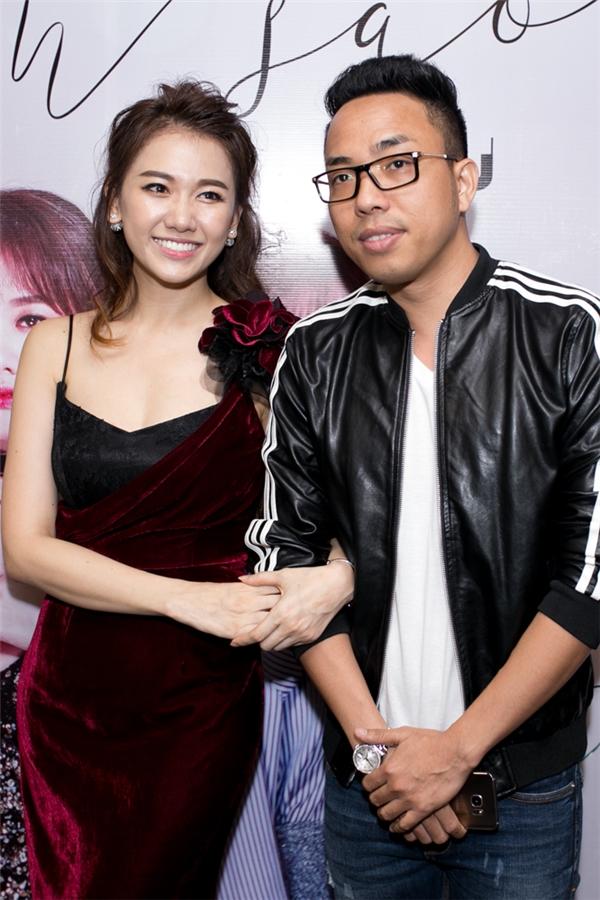 Hari Won và nhạc sĩ Nguyễn Hồng Thuận - Tin sao Viet - Tin tuc sao Viet - Scandal sao Viet - Tin tuc cua Sao - Tin cua Sao