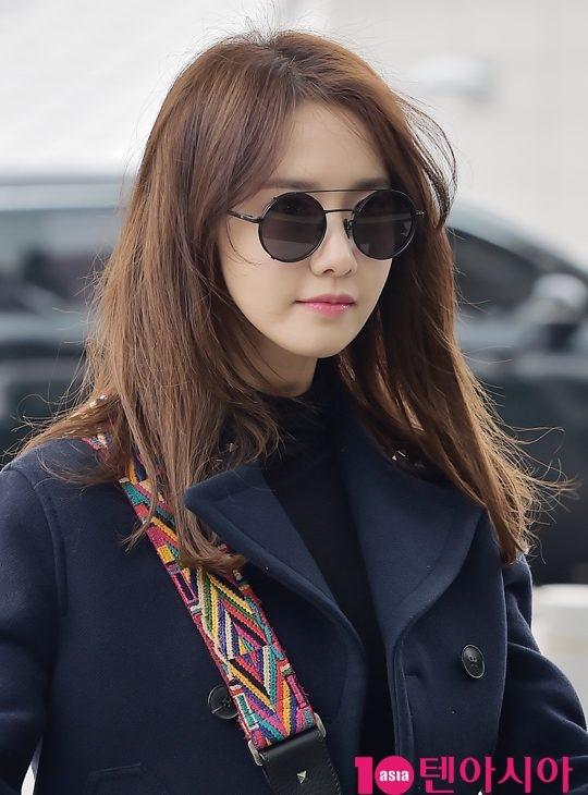Cận cảnh gương mặt hoàn mĩ không tì vết của Yoona