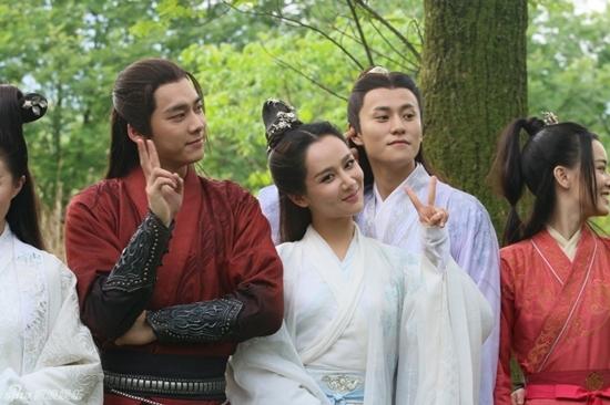 Hậu trường siêu nhắng nhít của các bộ phim đình đám Hoa ngữ